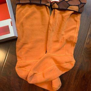Hunter Accessories - BNWB Hunter Tall Welly Cuffed Fleece Boot Socks